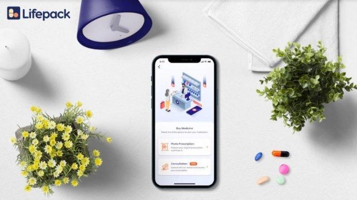 Industri Farmasi Online dan Layanan Kesehatan Digital Meningkat Tajam di Tengah Pandemi