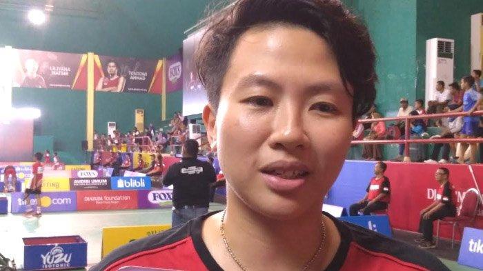 Pesan Mantan Atlet Nasional Liliyana Natsir saat Meninjau Audisi Bulutangkis di Surabaya