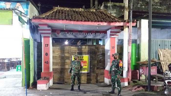 Lima RT dan Dua RW di Kota Pasuruan Diawasi Ketat Satgas Covid-19 Usai Wisata Religi