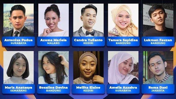 5 Wakil Jawa Timur Masuk Finalis NET Presenter Hunt, Final Show Digelar Secara Virtual