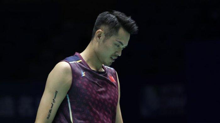 Pengakuan Blak-blakan Lin Dan Usai Menyerah dari Anthony Ginting