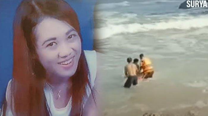 Sosok Linda Pravitasari, Korban Tewas Tersapu Ombak Pantai Batu Bengkung yang Sempat Buat Status WA