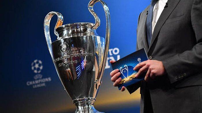 Link Live Streaming Drawing (Undian) Liga Champions 16 Besar, Inilah 5 Gol Terbaik Saat Fase Grup