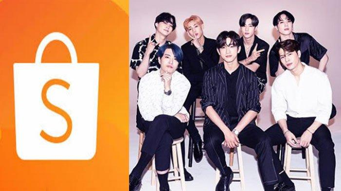 Link Live Streaming Fansign GOT7 di Bangkok Bersama Shopee, 26 Juli 2019 Jam 19.00, Ahgase Merapat!