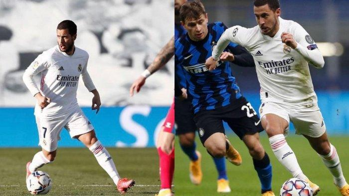Liga Champions: Link Live Streaming Real Madrid vs Liverpool, Comeback Eden Hazard Lawan The Reds?