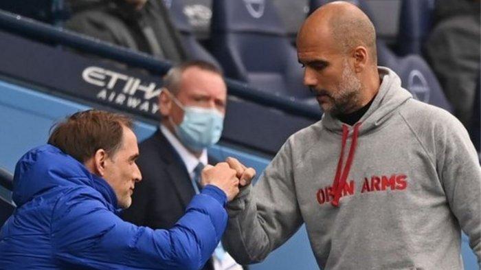 Link Live Streaming Man City vs Chelsea di Final Liga Champions: Tuchel Antisipasi Babak Adu Penalti