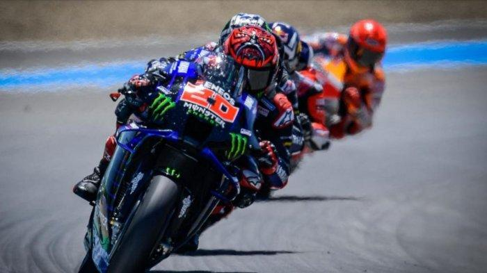 Jadwal MotoGP Austria 2021, Jumat Pukul 19.00 WIB, Live Trans7, Video.om, Usee TV