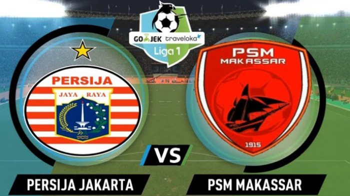 Skor Akhir Persija Jakarta Vs PSM Makassar, Diwarnai Drama Adu Penalti, PersijaLolos ke Final