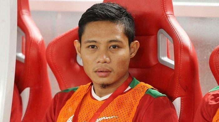 Biodata Evan Dimas Pemain Timnas Indonesia yang Jadi Sorotan Setelah Laga Uji Coba Vs Oman