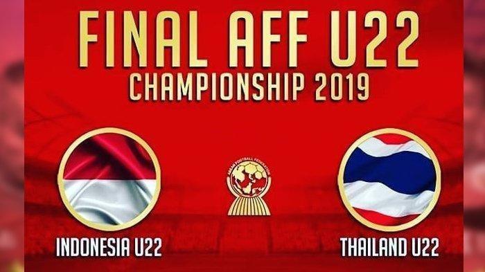 Link Live Streaming Timnas Indonesia vs Thailand, Final Piala AFF U-22 2019, Malam ini Jam 18.30 WIB