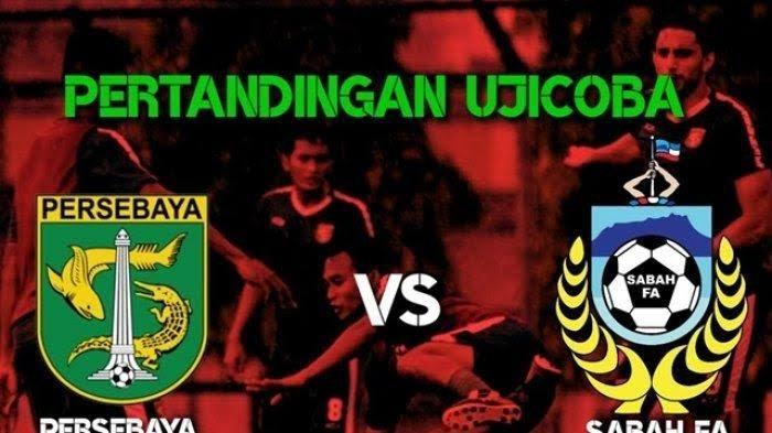 Hasil Akhir Babak 1 Persebaya Vs Sabah FA, 2 Gol David da Silva Bawa Bajul ijo Unggul Sementara 2-1