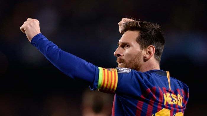 Hasil Liga Champions, Lionel Messi Bawa Barcelona ke Semifinal, Ronaldo Gagal Selamatkan Juventus