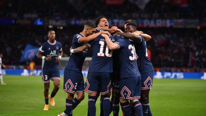 Hasil Skor PSG vs Man City 2-0: Gol Perdana Lionel Messi Bantu Les Parisiens Tuntaskan Dendam