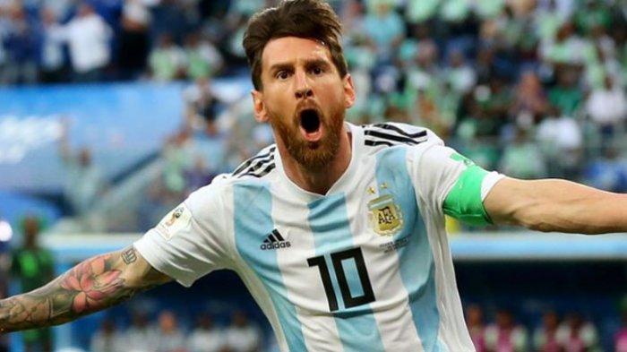 Live Trans TV! Ini Jadwal Siaran Langsung Piala Dunia 2018 Perancis Vs Argentina Malam ini 30 Juni