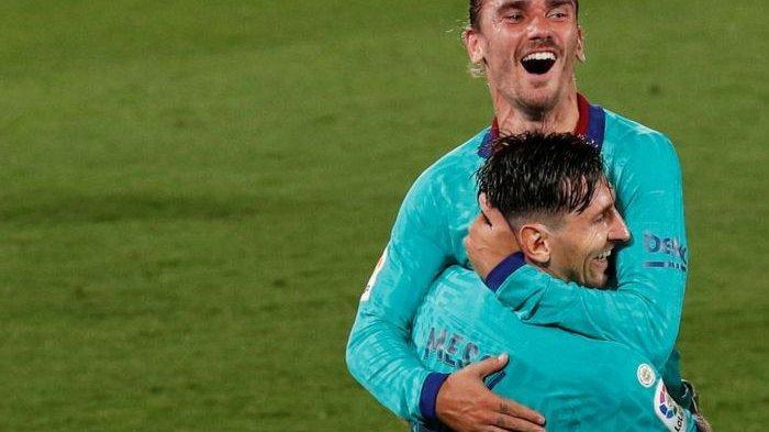 Nasibmu Griezman, Jadi Tumbal Messi, Ditawarkan ke Juve, Atletico, Man City, Kini Terkatung-katung