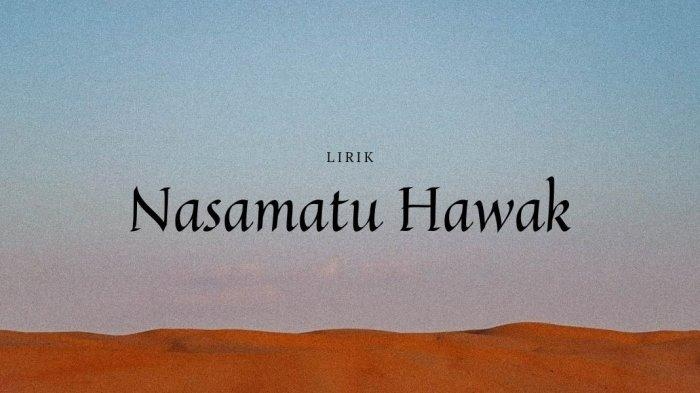 Lirik Nasamatu Hawak versi Mevlan Kurtishi, Qoumun Fa'alu Khoiron Fa'alu