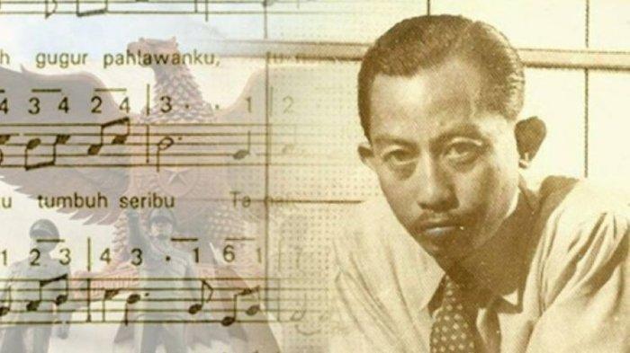 Lirik dan Chord Lagu Gugur Bunga - Ciptaan Ismail Marzuki, Telah Gugur Pahlawanku
