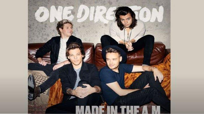 Lirik dan Chord Lagu Night Changes - One Direction 'We're Only Getting Older Baby'  Viral di TikTok