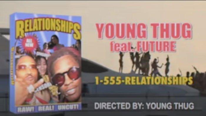 Lirik dan Chord Lagu Relationship - Young Thug x Future yang Viral di TikTok, I am In a Relationship