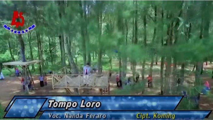 Lirik dan Chord Lagu Tompo Loro - Nanda Feraro yang Viral di TikTok, 'Kepingin Nutup Moto'