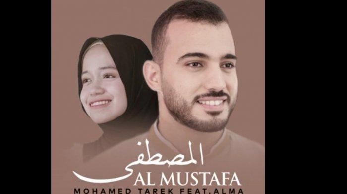 Lirik Lagu Al Mustafa Alma Ummu Salamah dan Mohamed Teks Arab dan Latin