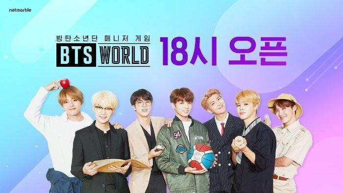 Lirik Lagu 'Heartbeat' BTS untuk Soundtrack Game BTS World Rilis Sore ini, Lengkap dengan Terjemahan
