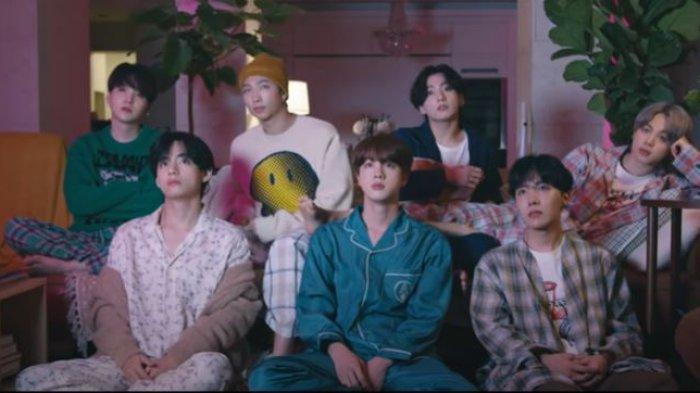 Lirik Lagu Life Goes On - BTS dengan Terjemahan Indonesia, Like an Echo in the Forest