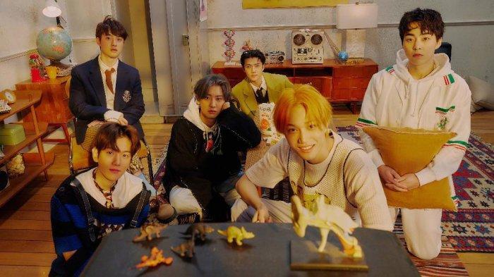 Lirik dan Terjemahan Lagu Paradise - EXO yang Dirilis 7 Juni 2021