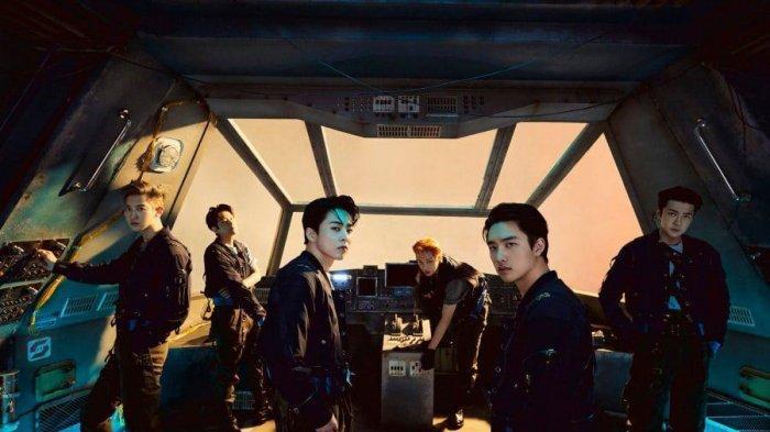 Lirik Lagu Runaway - EXO Dengan Terjemahan Indonesia, So Let's Run Away Run Away