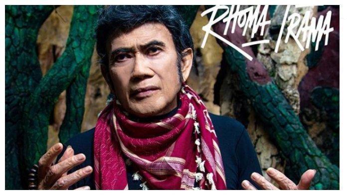 Rhoma Irama Apes di Surabaya, Gugat Royalti Lagu Rp 1 Miliar Kandas, Malah Dihukum Bayar Rp 539 Ribu