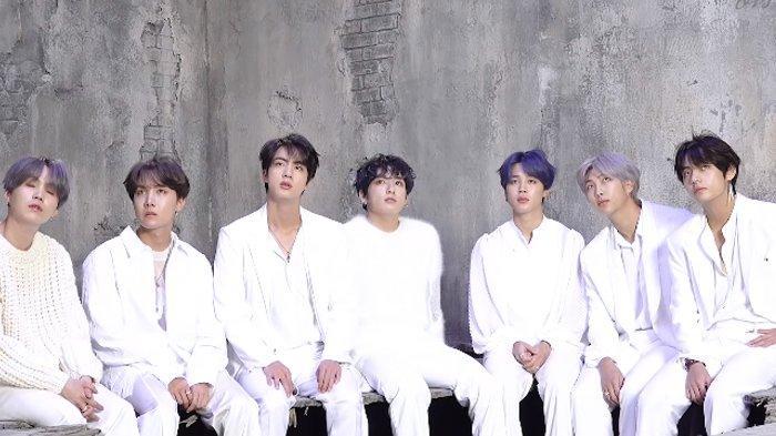 Lirik Lagu We Are Bulletproof: The Eternal - BTS dengan Terjemahan, Kisahkan Perjuangan V BTS Dkk