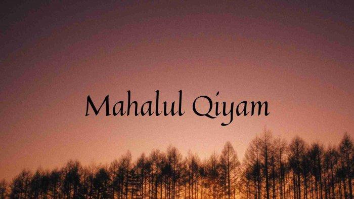 Lirik Mahalul Qiyam Tulisan Arab dan Terjemahan, Asyroqol Badrualaina