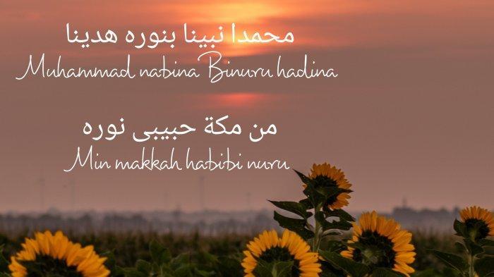Lirik Muhammad Nabina Viral di TikTok, Lengkap Bahasa Arab dan Terjemahano