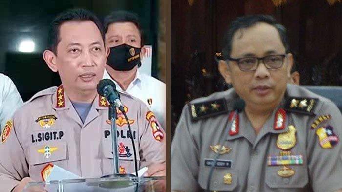 Listyo Sigit atau Gatot Eddy Calon Kapolri Pilihan Jokowi? Begini Mekanisme Pengangkatan Kapolri