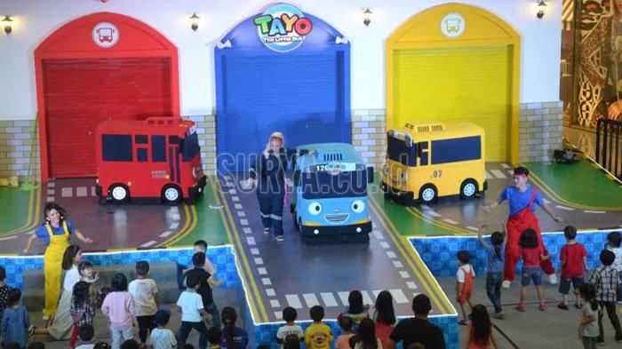 Inilah Lirik Lagu Hai Tayo, Lagu Kartun 'Tayo The Little Bus' yang Jadi Tontonan Favorit Anak-anak