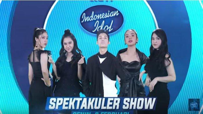 LIVE STREAMING Indonesian Idol 2020 Babak TOP 5 Malam ini Jam 21.00, Siapa yang Akan Susul Mirabeth?