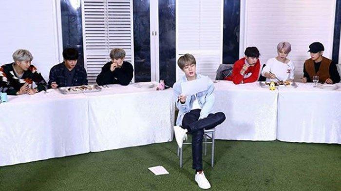Live Streaming Run BTS Episode 78, Member BTS Isyaratkan Game di Tempat Prasmanan, Jin Mana?