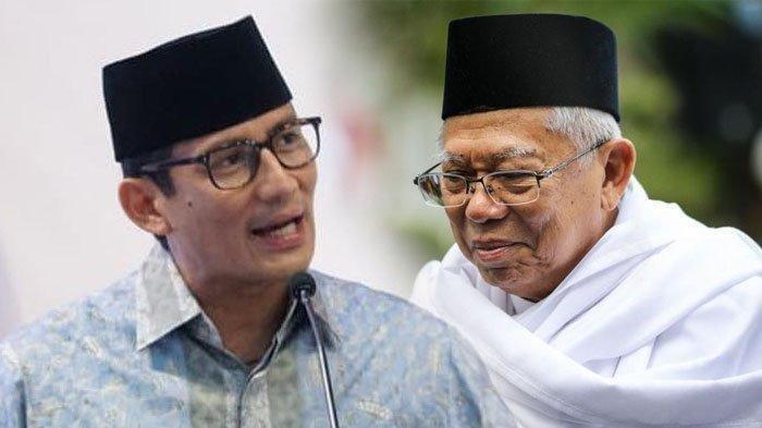 LIVE TRANS TV ! Jadwal Debat Pilpres 2019 Ma'ruf Amin vs Sandiaga Uno Putaran Ketiga