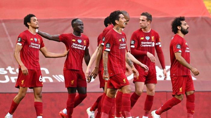 SEDANG BERLANGSUNG! Link Live Streaming Liverpool vs West Ham: Trio Salah Mane Firmino Starter