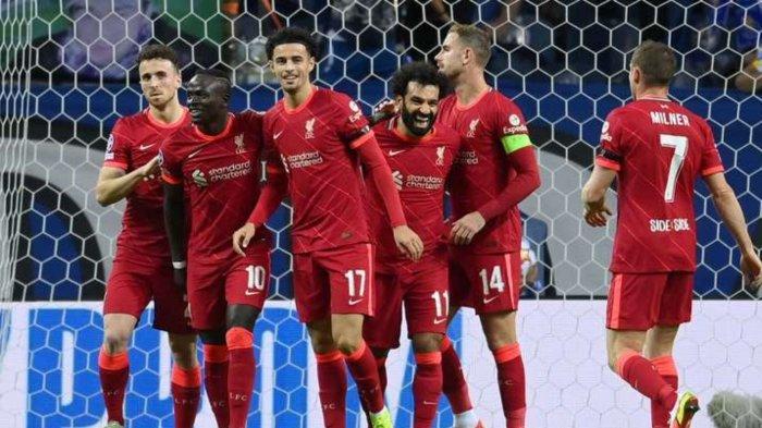 Hasil Skor Porto vs Liverpool 1-5: Mo Salah dan Firmino Cetak Brace, The Reds Pesta Gol di Portugal