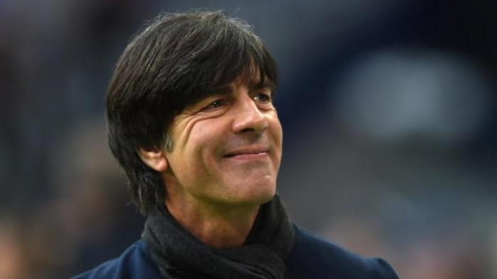 Pelatih tim nasional Jerman, Joachim Loew.