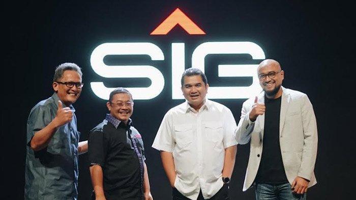 Perkenalkan Logo Baru, Semen Indonesia Kini Menjadi SIG dan Kantor Pusat di Jakarta