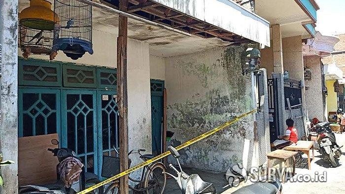 Aksi Pembacokan Celurit di Wonosari Wetan Surabaya Disaksikan Anak Korban yang Masih di Bawah Umur
