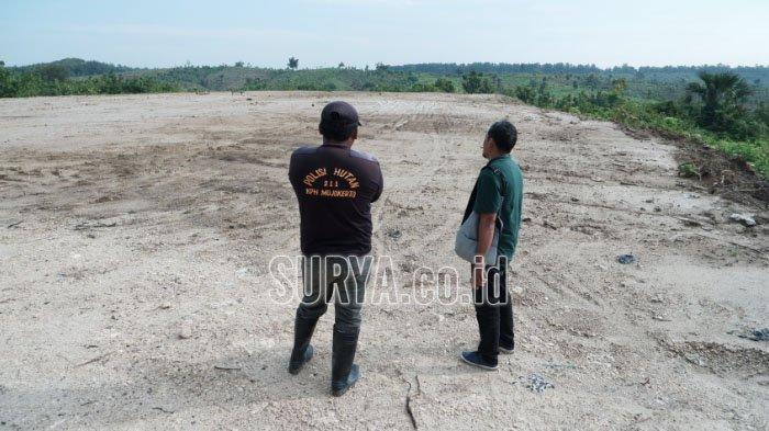 Pusat Pengolahan Limbah Resahkan Warga Cendoro Dawarblandong Mojokerto