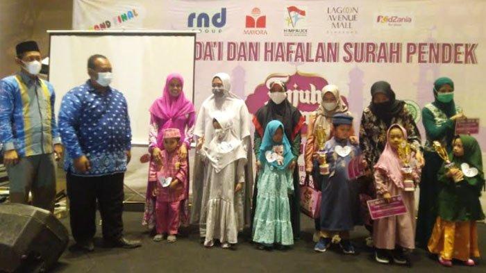 Sambut Ramadan 2021, Himpaudi Surabaya Gelar Festival Keagamaan
