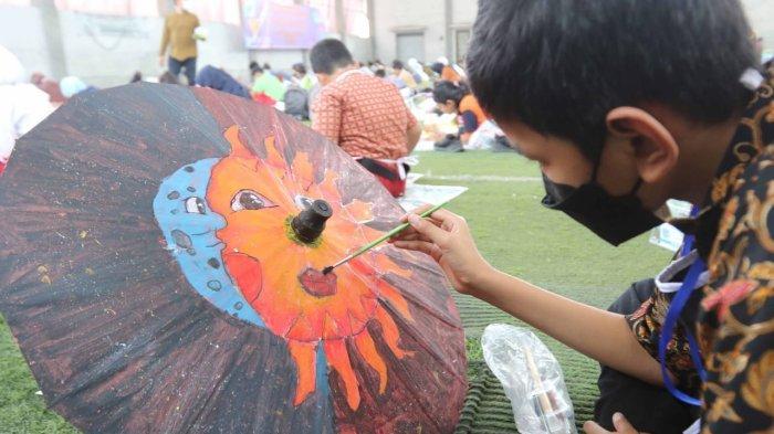 Kenalkan Museum Kepada Genarsi Muda, Dikbud Kota Malang Gelar Lomba Lukis di Museum