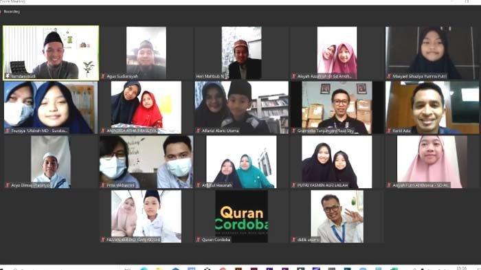 Gramedia Sukses Selenggarakan Lomba Tahfiz Online Tingkat SD
