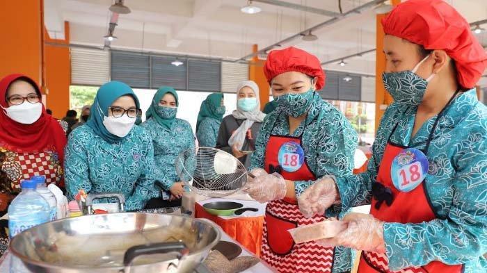 Surabaya Miliki Potensi Olahan Ikan: Dibuat Lomba, Pemenangnya Dibekali Pelatihan UMKM
