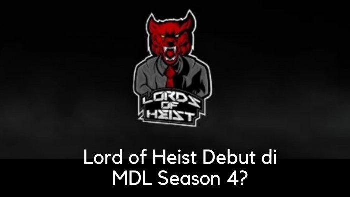 Mobile Legends: Tim Asal Surabaya Lord of Heist Dirumorkan Masuk MDL Season 4, Bawa 2 Eks-Pemain MPL