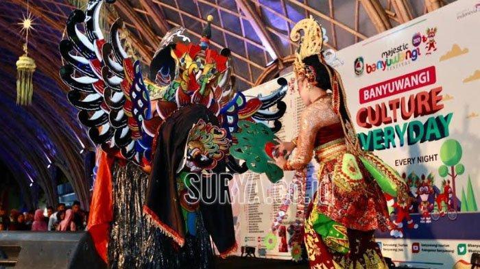Banyuwangi Culture Everyday, Tiap Malam Ada Pertunjukan Seni dan Budaya
